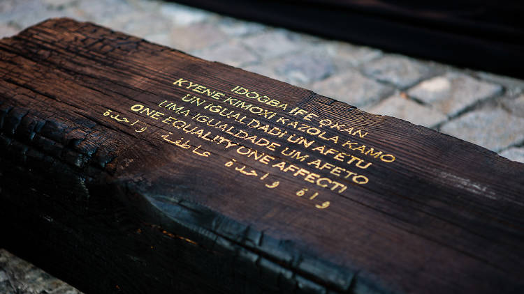 """O Barco"", de Grada Kilomba"