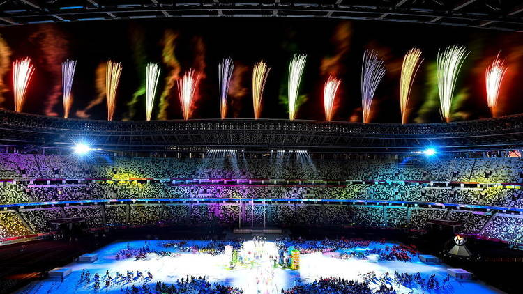 Tokyo 2020 Paralympic Games closing ceremony