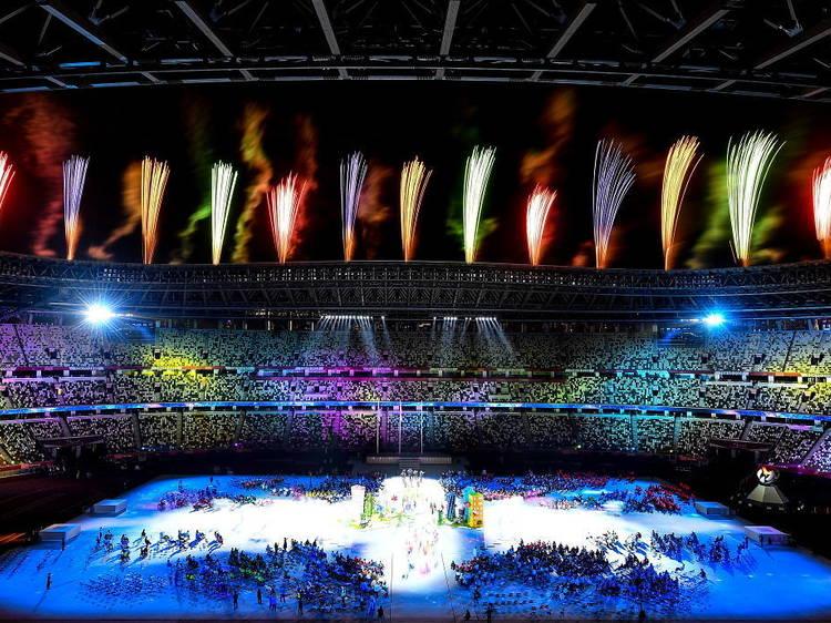 東京パラリンピック閉会式5つの名シーン