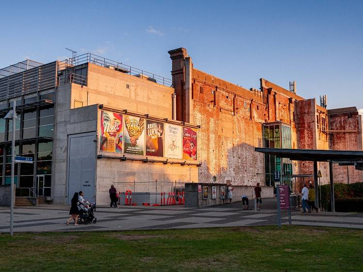 See a show at the Brisbane Powerhouse