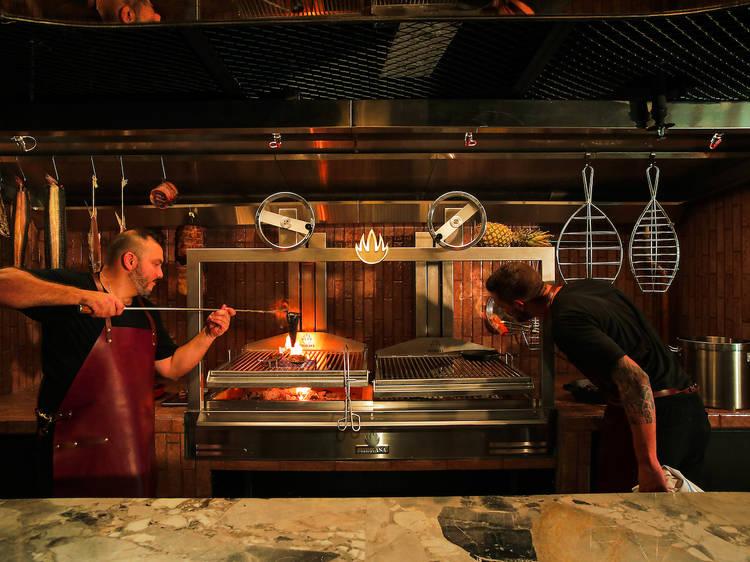 Fireside:香港首家直火料理餐廳