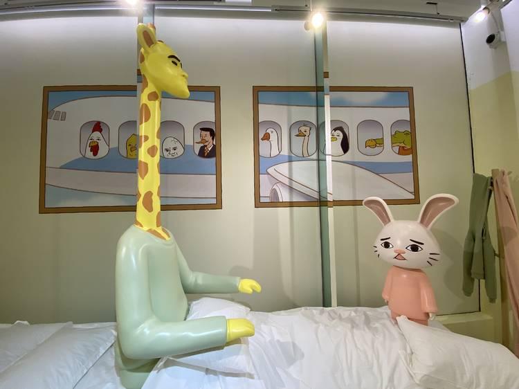 Keigo Open House@Artzbrew 喜感生活館 × お食事処 × 専門販売店