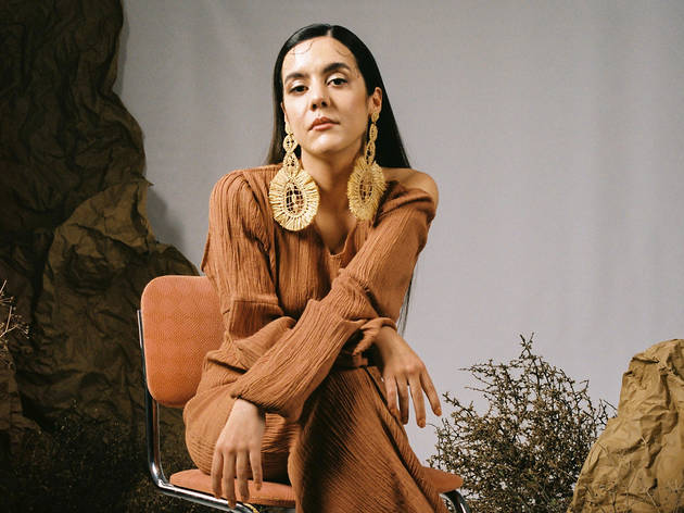 Valeria Castro en CASA SEAT