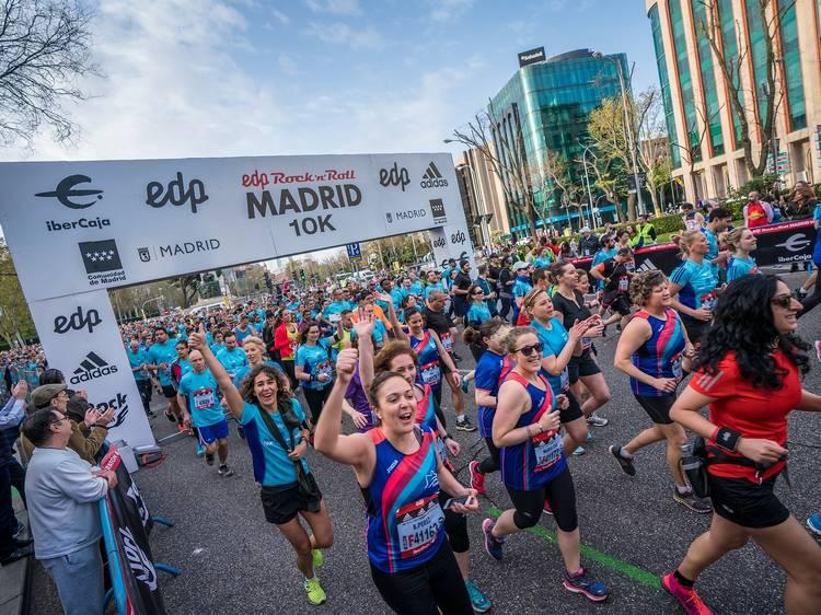 Rock 'n' Roll Madrid Maratón