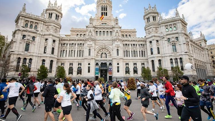 Medio Maratón Madrid