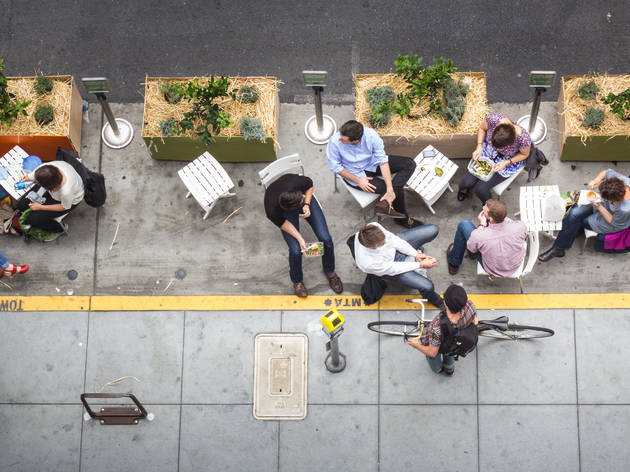 Parklets, politics and weed: Why San Francisco is the best city in the world right now