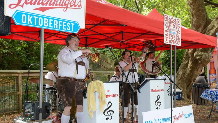 Oktoberfest at Brookfield Zoo