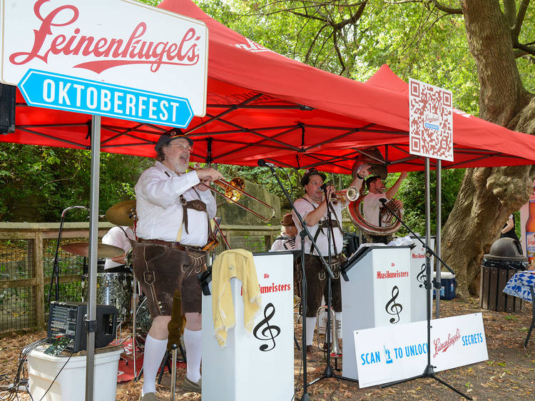 Where to celebrate Oktoberfest in Chicago