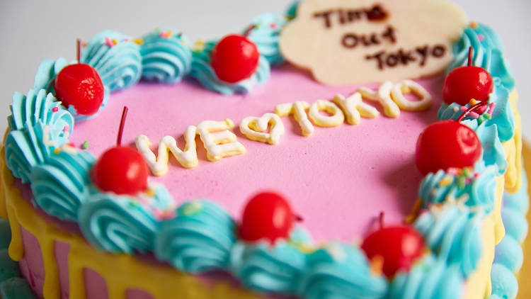 Cake with