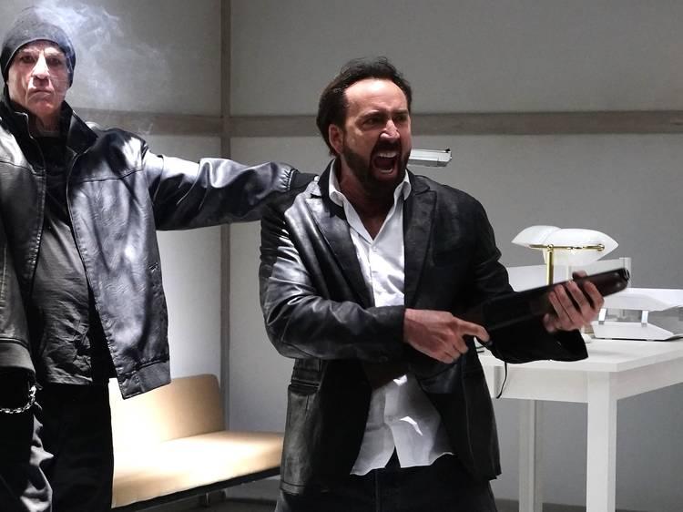 ニコラス・ケイジが主演、園子温のハリウッドデビュー作が10月公開