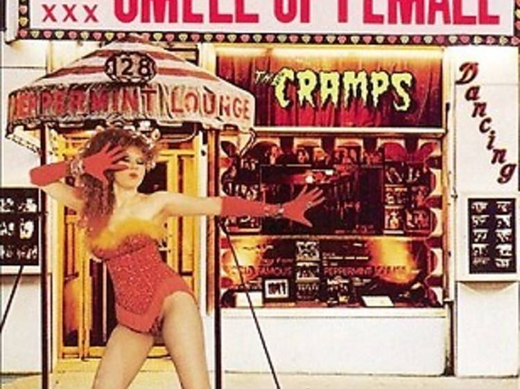 'Surfin' Dead' by The Cramps