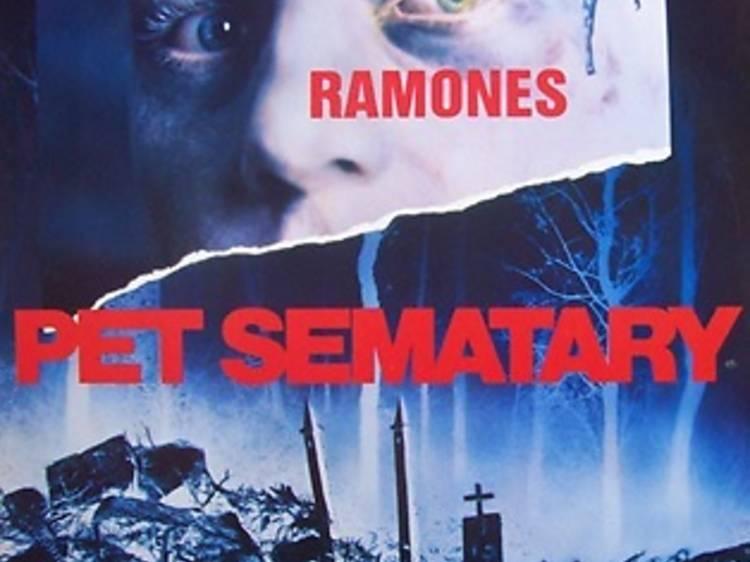 'Pet Sematary' by The Ramones