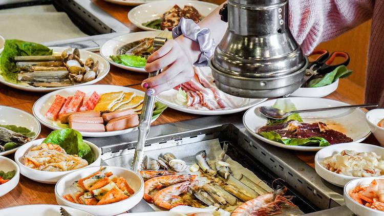 Jinjjia Korean BBQ