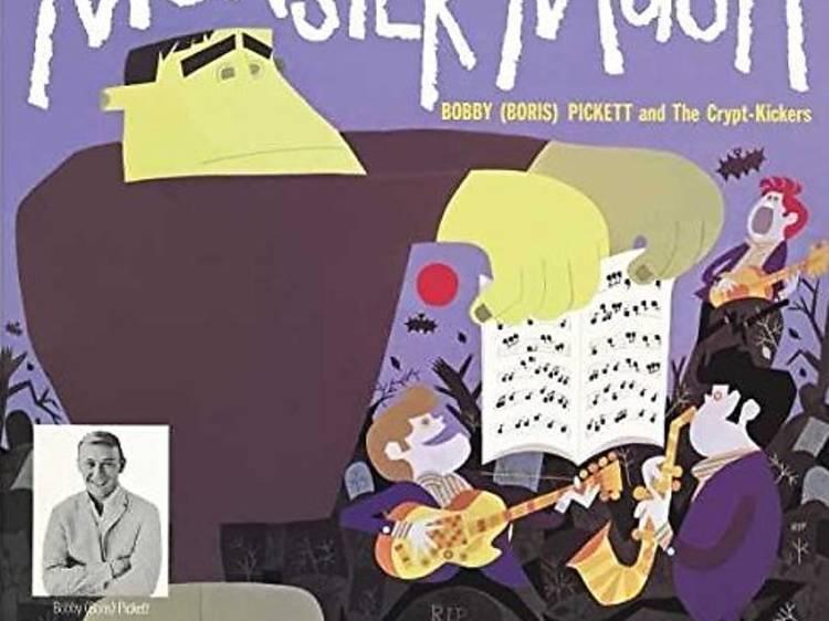'Monster Mash' by Bobby 'Boris' Pickett & the Crypt-Kickers