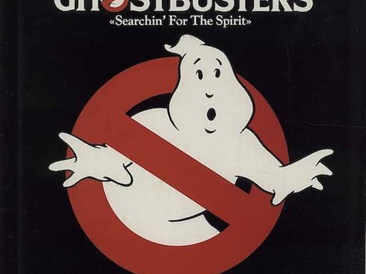 'Ghostbusters' by Ray Parker Jr.