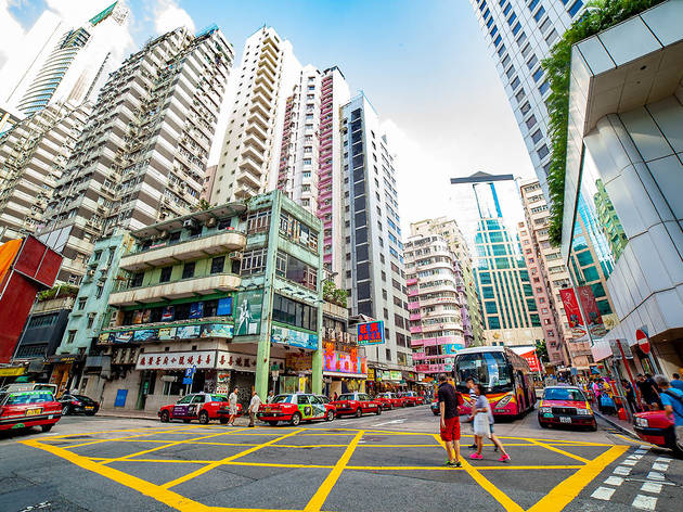 Hong Kong named one of the best cities in the world right now