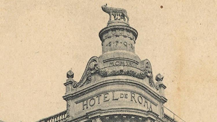 Loba capitolina hotel Roma