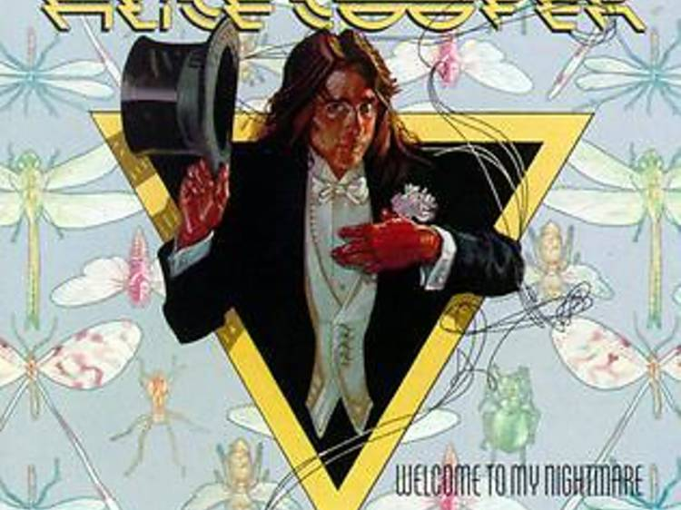 'Welcome to my Nightmare' by Alice Cooper