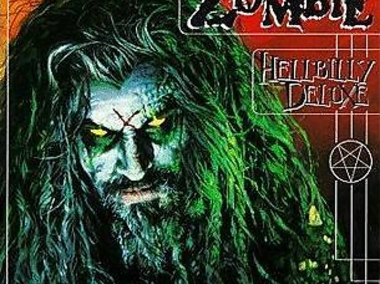 'Living Dead Girl' by Rob Zombie