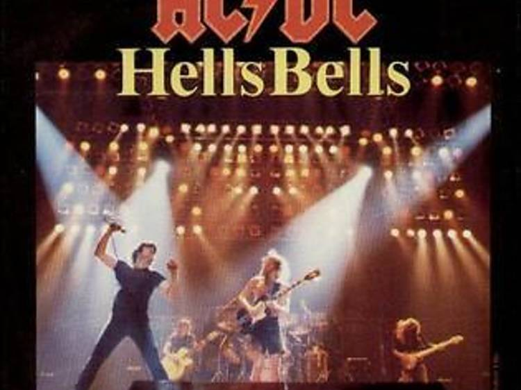 'Hell's Bells' by AC/DC