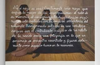 Buen Gobierno. Sandra Gamarra (Sala Alcala 31)
