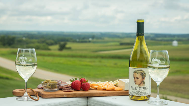 The best wineries near Chicago