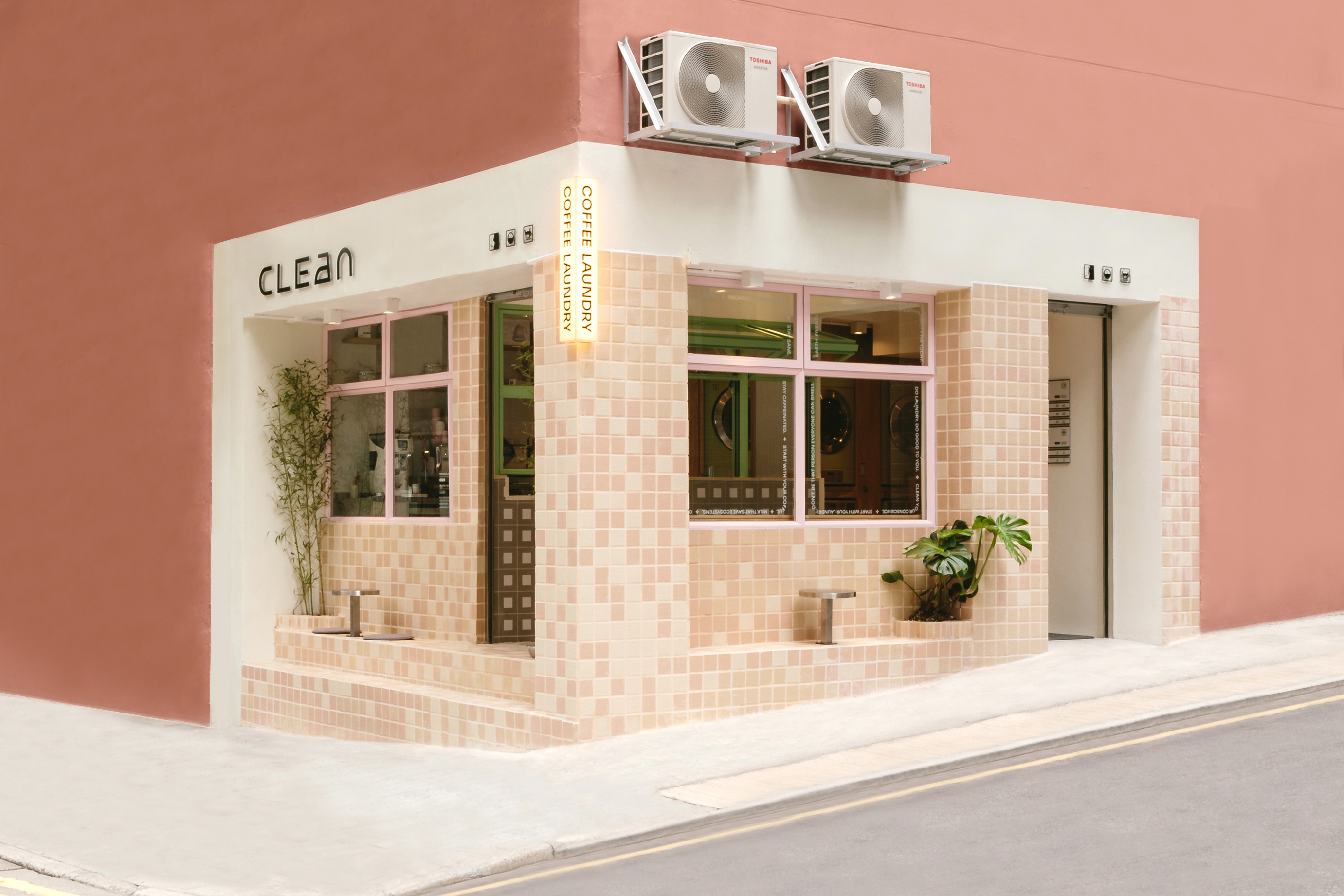 New sustainable cafe and laundromat opens in Sheung Wan