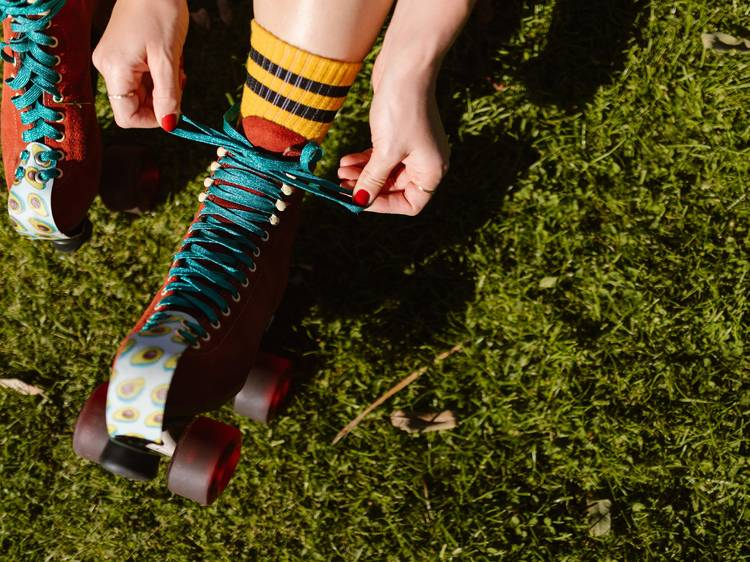 So you think you can rollerskate? Check out our beginners' guide