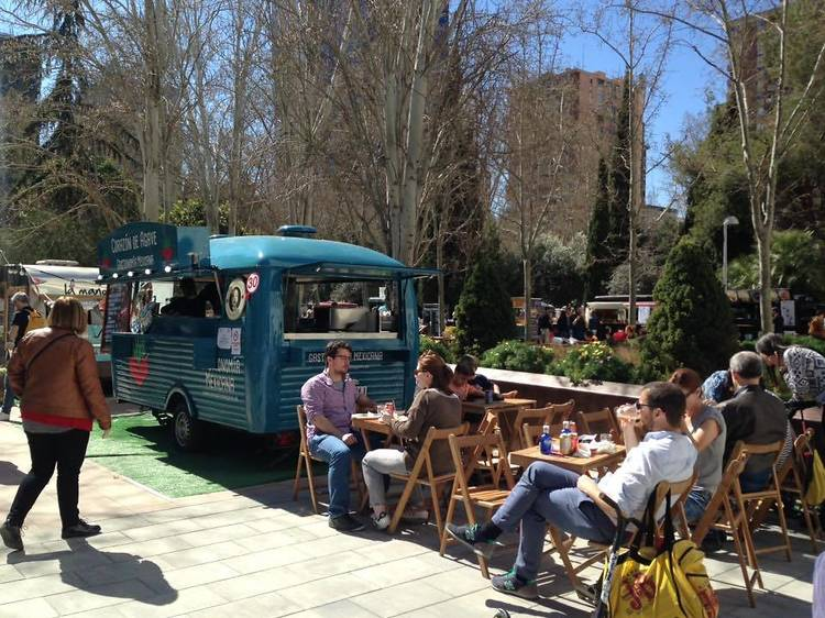 ¡Vuelve MadrEat! El street food market más famoso de la ciudad