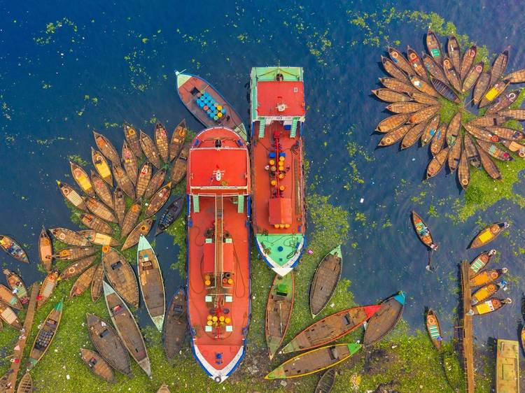 These epic aerial shots have won the Drone Photo Awards 2021