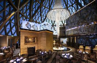 Robuchon au Dôme Grand Lisboa Hotel
