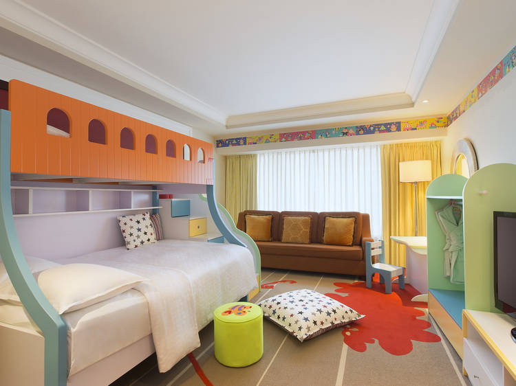 Best stay for families: Sheraton Grand Macao