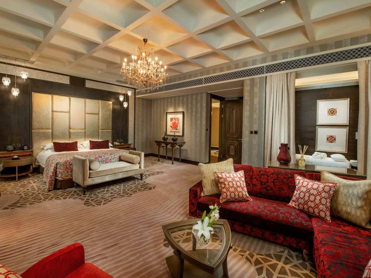 Best stay for gourmets: Grand Lisboa Hotel