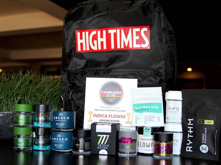 Chicagoans can help High Times find the best weed in Illinois