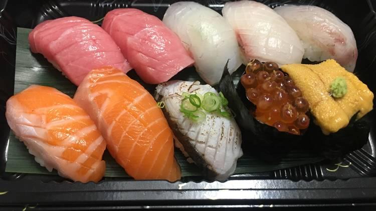 Sushi 35 West