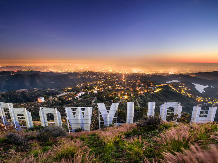 L.A. was voted the most expensive, inconvenient, overrated city in North America. Congrats?