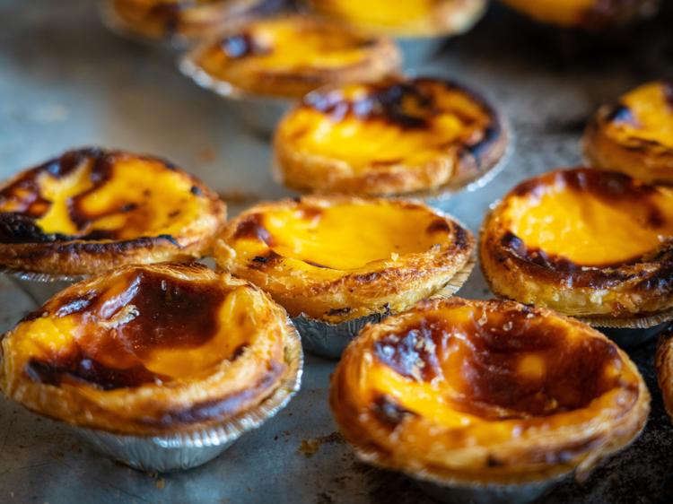 Get Sydney's best Portuguese tarts delivered