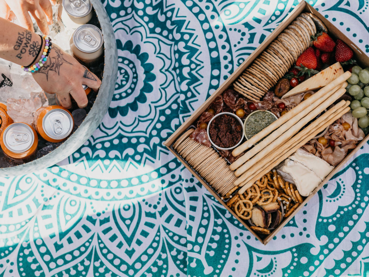 Grab a fancy picnic hamper from this Inner West brewery