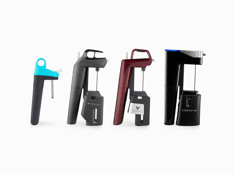 Kinds of Coravin systems