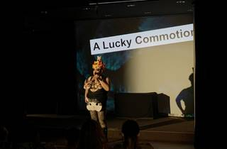 A Lucky Commotion