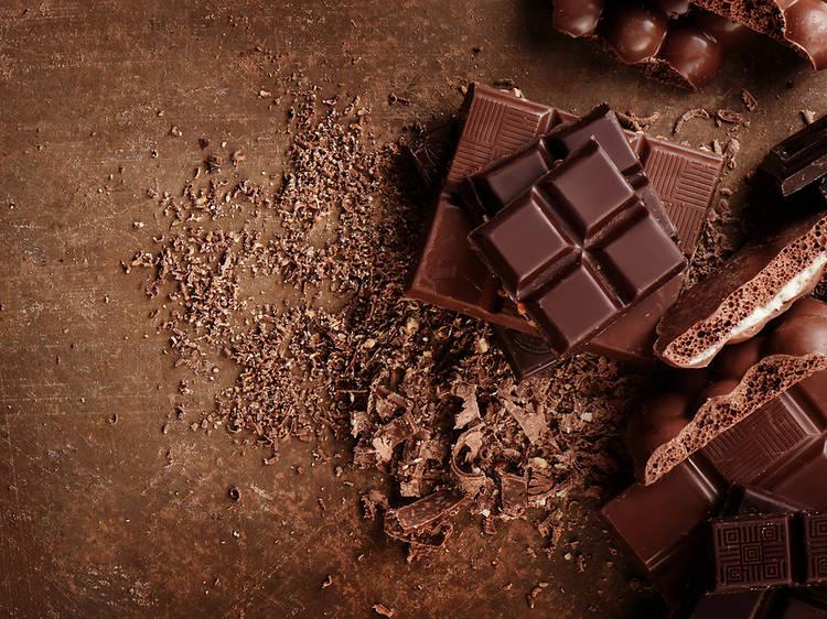 La millor xocolata de Barcelona!