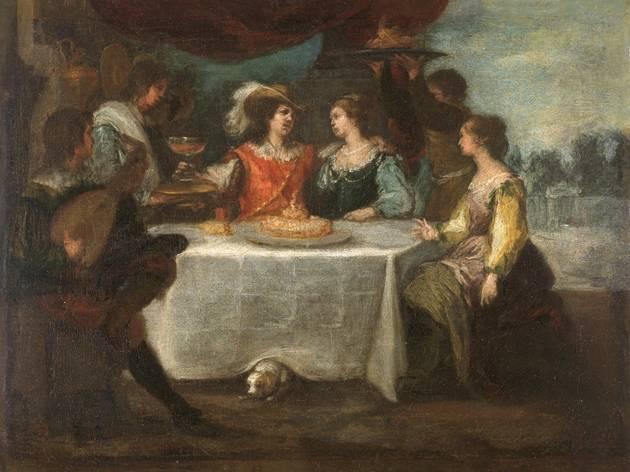 El hijo pródigo de Murillo (Museo del Prado)