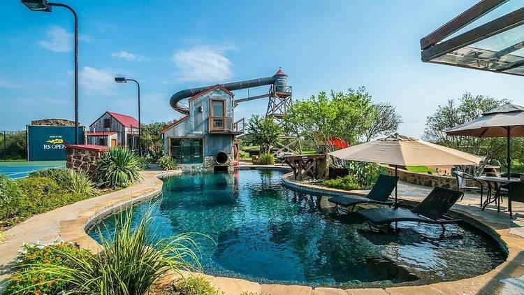 Red Sands Ranch River Resort