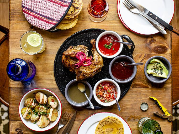 10 restaurants mexicans per cridar '¡Viva México!'