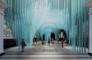 Sou Fujimoto's 'Medusa: Architecture + Reality' at the V&A