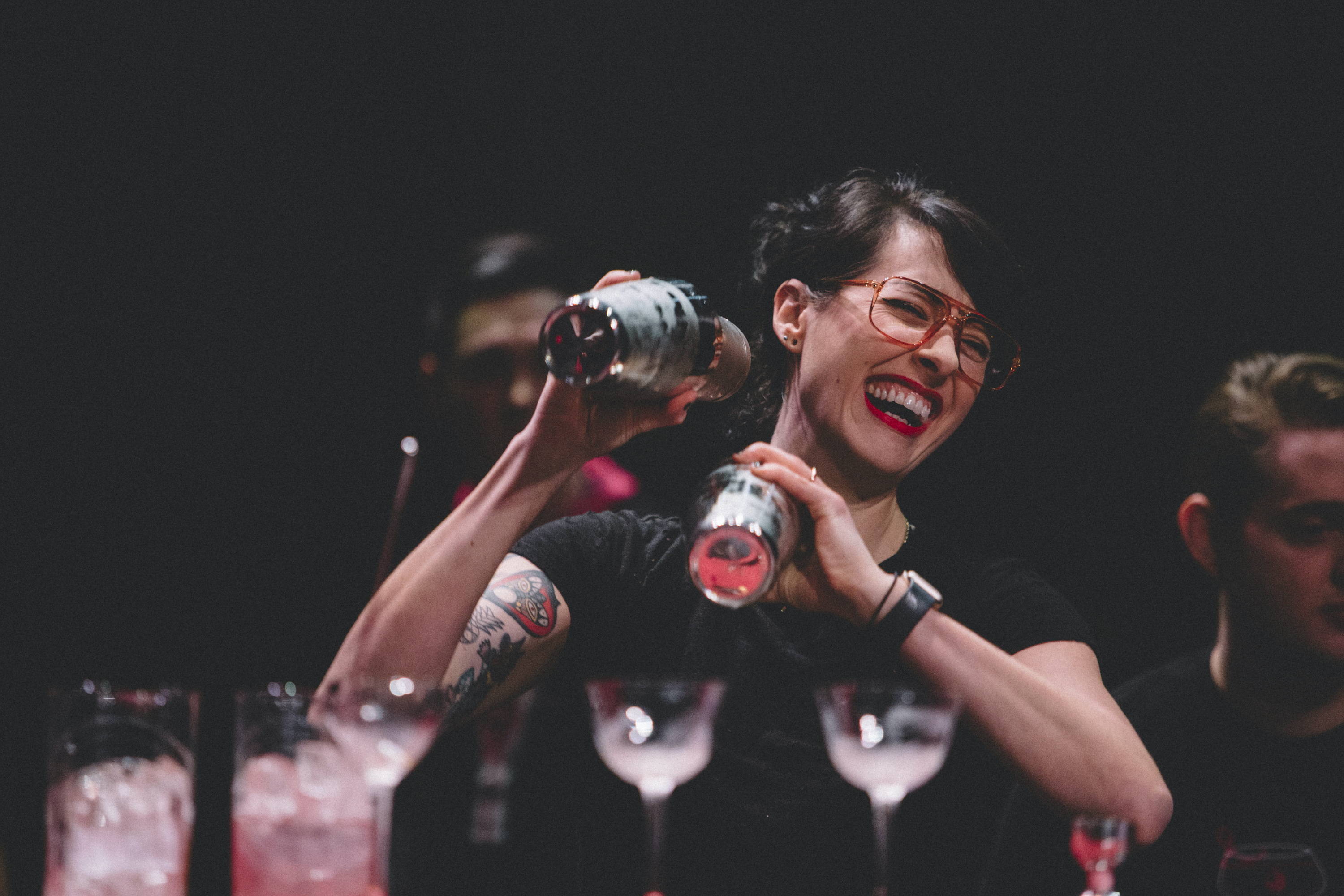 Boozy Speed Rack bartending competition comes to NYC this month