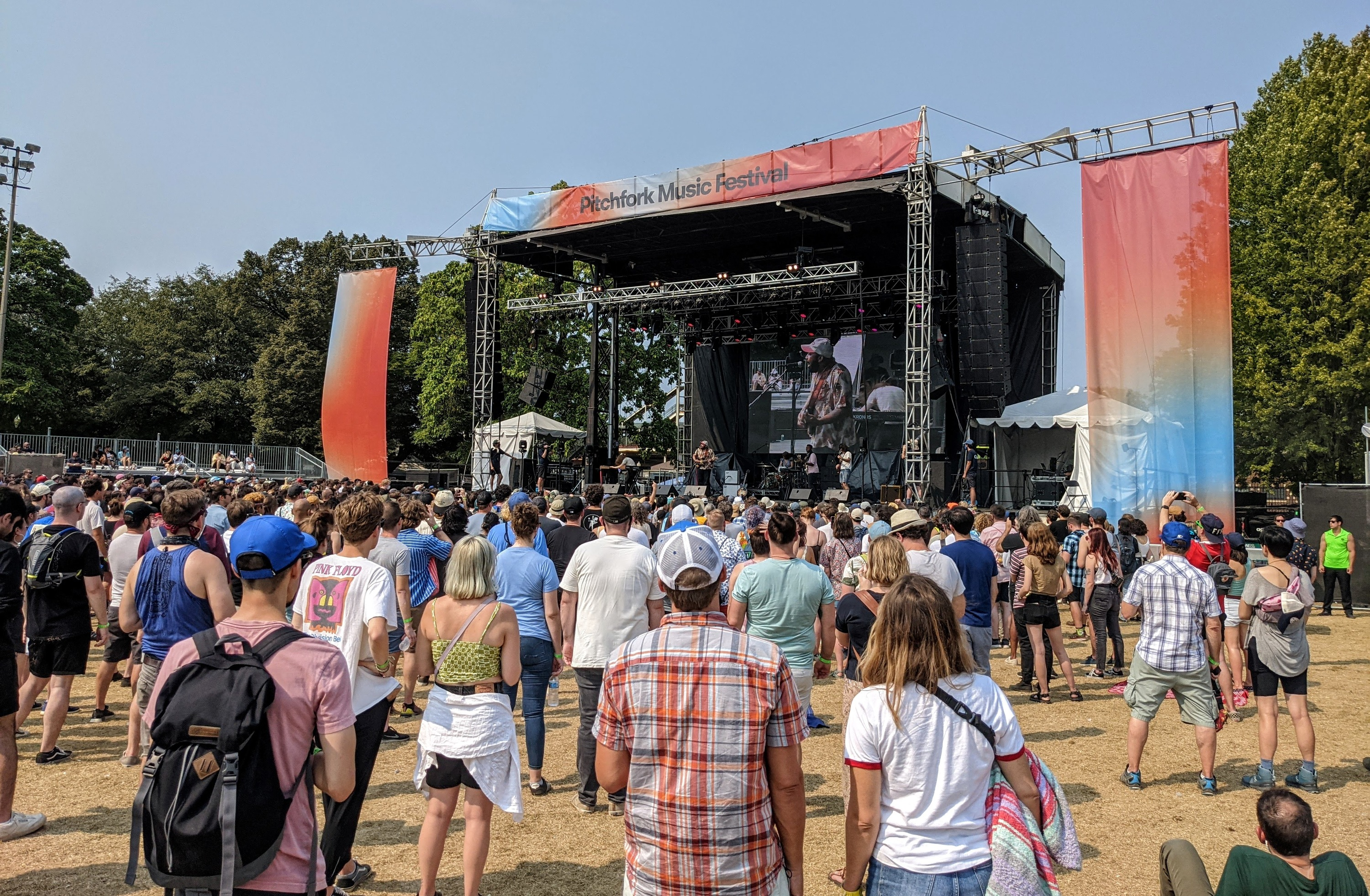 8 amazing moments at Pitchfork Music Festival 2021