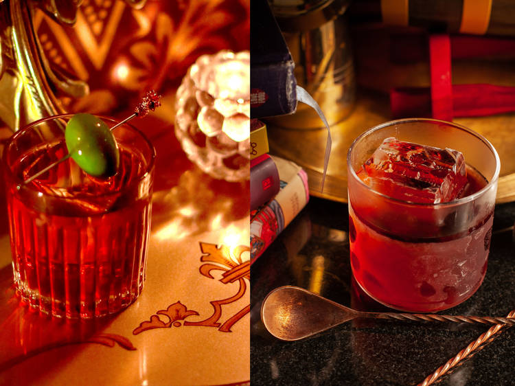 Where to drink Negroni in Hong Kong