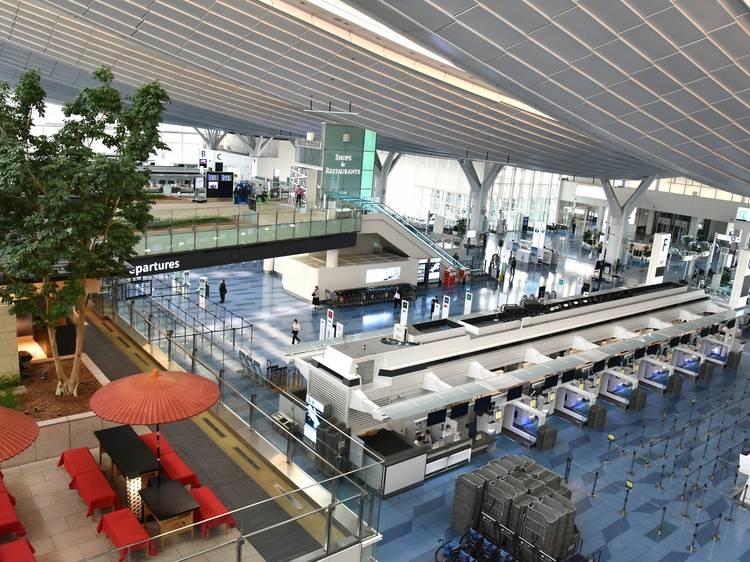 羽田空港が2021年度の世界一清潔な空港に選出