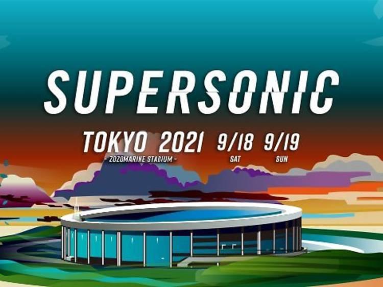 音楽フェスティバル、SUPERSONICが17LIVEで無料配信